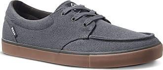 Reef Mens Deckhand 3 Tx Shoes, 6.5 UK, Grey/Gum