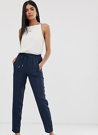 Y.A.S. Tall Legere Hose-Navy