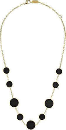 Ippolita Polished Rock Candy 18-karat Gold Onyx Necklace
