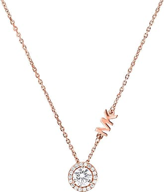 Michael Kors MKC1208AN791 Ladies Necklace Rosegold