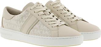 Michael Kors Keaton Stripe Sneaker Light Sand