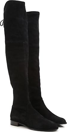 16e8c8fd8ec Black Stuart Weitzman® Boots  Shop up to −58%