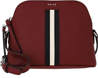Bally Salmah Crossbody Bag Garnet Umhängetasche rot