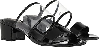Lauren Ralph Lauren Sandals - Whitni Casual Sandals Clear/Black - black - Sandals for ladies