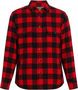 Woolrich Mens Oxbow Bend Lined Insulated Shirt Jacket
