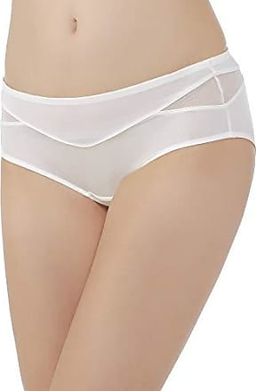 Vanity Fair Womens Breathable Luxe Hipster Panty 18186, Coconut White, X-Large/8