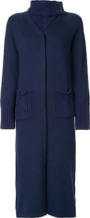 Onefifteen Cardigan longo - Azul