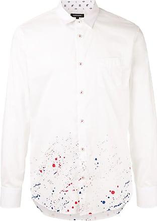 Loveless Camisa estampada - Branco