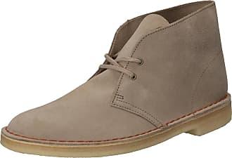 clarks desert boot sand dames