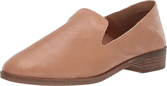 Lucky Brand Womens Cahill Loafer Flat, Beechwood, 8.5 W US