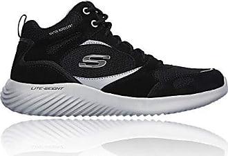 Skechers Durchmesser Valen Mens Leichte Slip on Schuhe