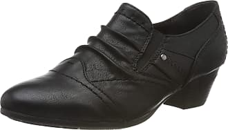 Jana Womens 8-8-24361-23 Loafers, Black (BLACK UNI 007), 5 UK (38 EU)