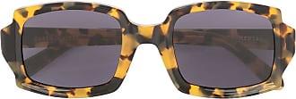 Karen Walker Sidney rectangular sunglasses - Brown