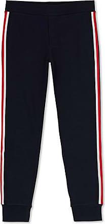 Moncler Stripe Sweatpants Navy