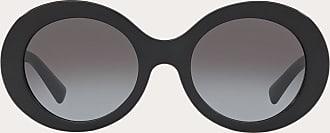 Valentino Valentino Occhiali Occhiale Da Sole Vintage In Acetato Donna Nero OneSize