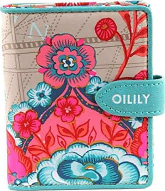1dafe42263d16 Oilily Fantasy Flora S Flap Wallet Biscuit
