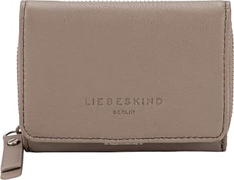 Liebeskind Womens Bos-Pablita Wallet Small Billfold, Brown (Cold Grey), 3x9x11 Centimeters (B x H x T)
