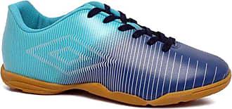 Umbro Tenis Indoor Umbro Vibe Futsal Adulto Marinho Azul