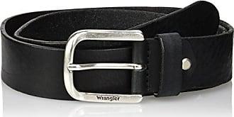 Wrangler Easy Belt, Ceinture Homme, Noir (Black 01), No Aplica ( 5a60ed3b602