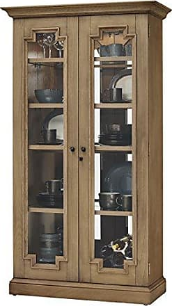 Howard Miller 670-011 Chasman II Display Cabinet