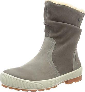 Legero NOVARA botas de nieve Mujer, Grau (Ematite), 37.5 EU