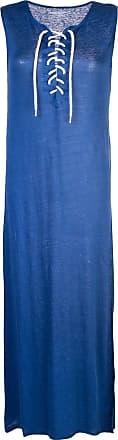 Majestic Filatures Vestido sem mangas - Azul