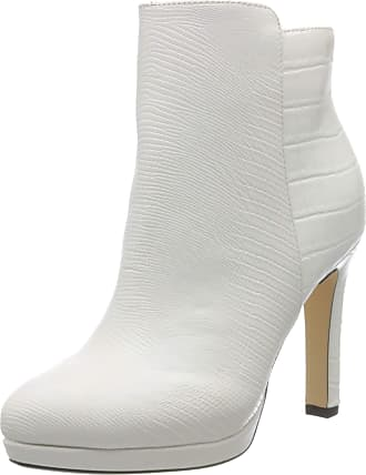 Buffalo Y436-51b, Womens Ankle boots, White (White 000), 6.5 UK (40 EU)