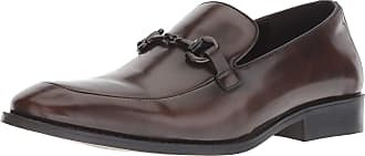 Unlisted by Kenneth Cole Mens Half Time Call Loafer, Dark Cognac, Size 10.5 US US