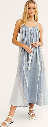 Free People Paradise And Back Striped Maxi Dress by Free People