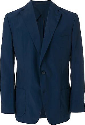 Orlebar Brown single breasted blazer - Blue