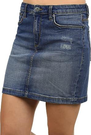 f4b1fa154 Blend Adria Womens Short Skirt Mini Skirt Stretch, Size:M, Colour:Dark