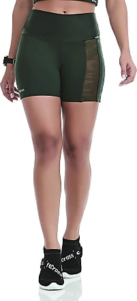 Cajubrasil Short NZ Army Camuflado Verde P