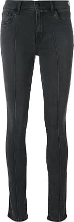 J Brand Calça jeans skinny Pintuck - Preto
