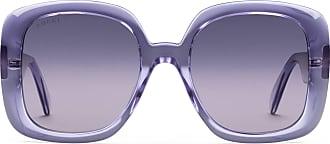 Gucci Sonnenbrille mit eckigem Rahmen