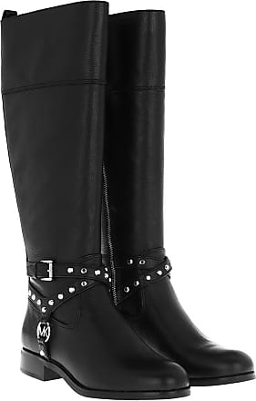 Michael Kors Boots & Booties - Preston Boot Black - black - Boots & Booties for ladies