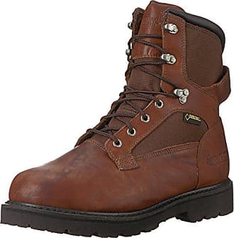 Rocky Mens RKS0304 Mid Calf Boot, Brown, 11 W US