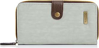 Swankyswans Womens Riley Long Folding Lw Wallet Grey