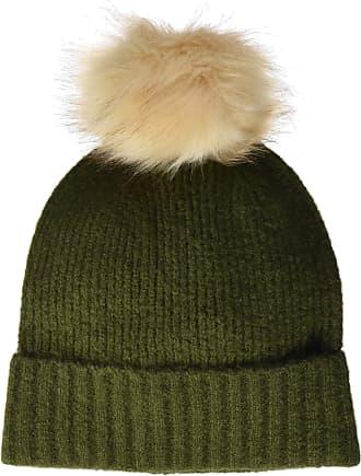 Pieces Womens Pcdiana Wool Hood Noos Beanie, Green (Winter Moss Winter Moss), One Size