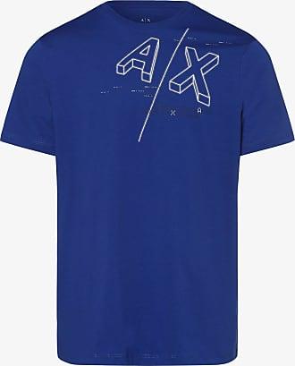 A|X Armani Exchange Herren T-Shirt blau