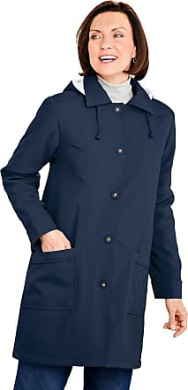 Chums Ladies Womens Shower Jacket Navy 14