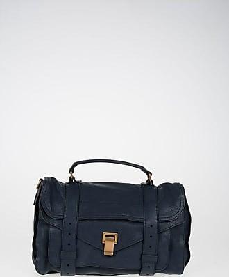 Proenza Schouler Leather PS1 MEDIUM Satchel Bag Größe Unica