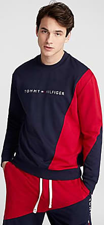 Tommy Hilfiger Diagonal seam lounge sweatshirt