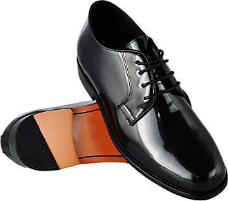 Zerimar Elevator Shoes for Men Add +2.7 in | Mens Height Increasing Shoes | Shoes That Increase Your Height Black