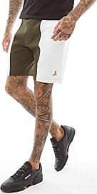 Brave Soul brushback fleece jersey shorts