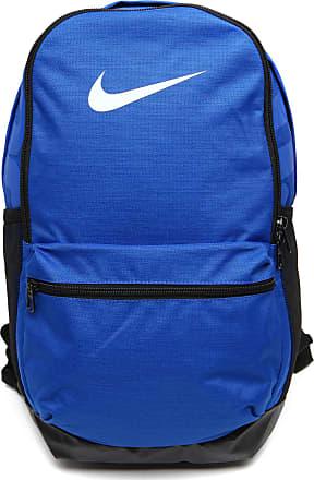 Nike Mochila Nike Brasilia M Azul/Preta