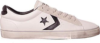0ab3a18534dd Converse Unisex-Erwachsene Lifestyle Pro Leather Vulc Distressed Ox Sneakers  Mehrfarbig (Star White