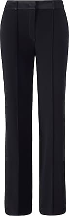 Uta Raasch Trousers wide leg Uta Raasch black