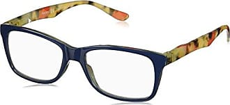 Peepers Womens Stonework 2359175 Square Reading Glasses, Navy, 1.75