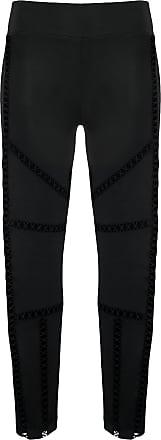 Koral Leggings Cabaret - Di colore nero