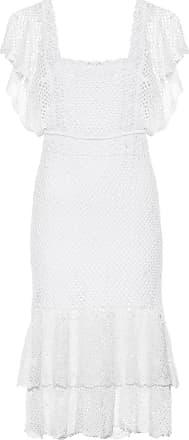 Anna Kosturova Florence crochet cotton dress